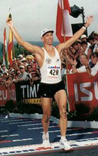 Jeff Kona 2003 Finish